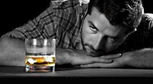 Алкоголь як причина появи депресії