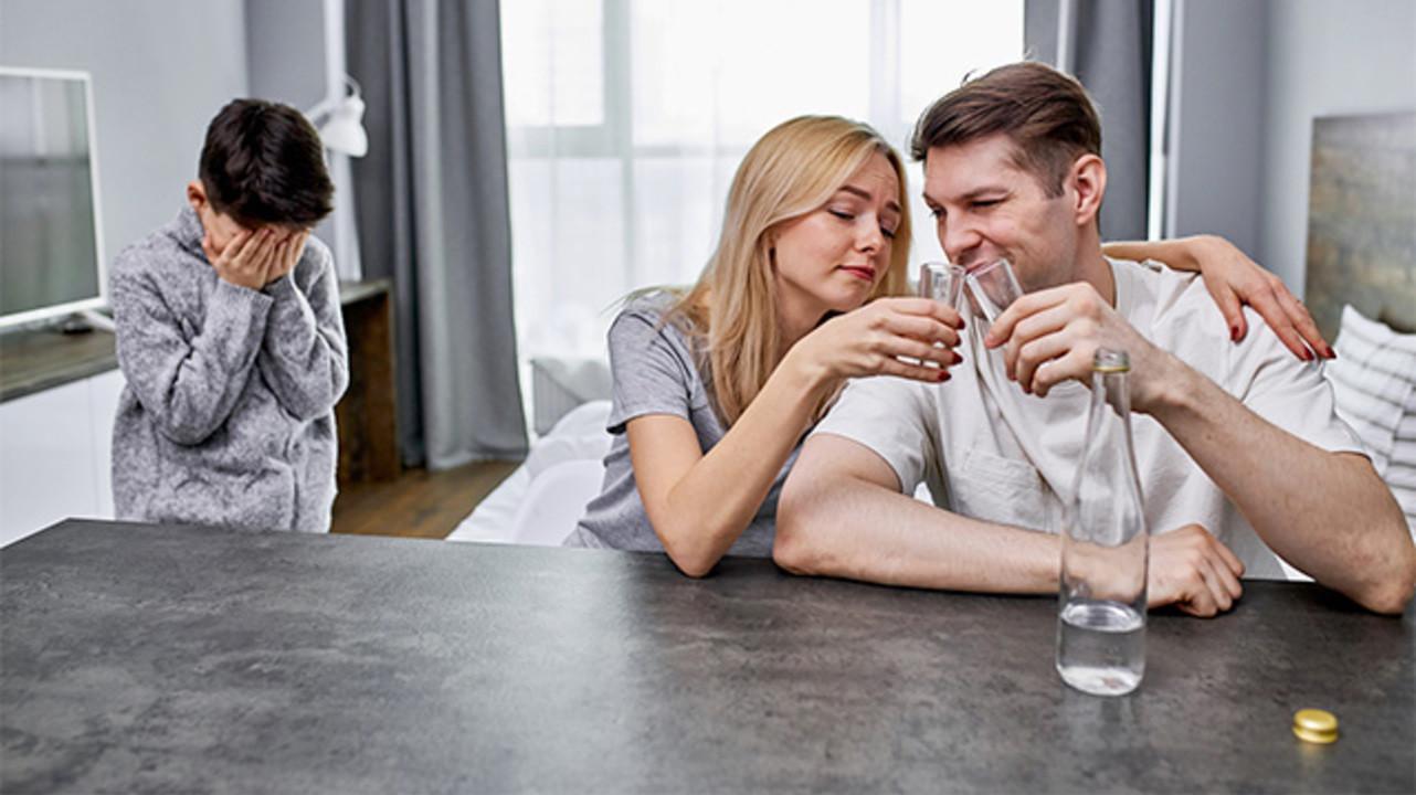 Чи передається алкоголізм спадково?